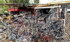 sykler-mange